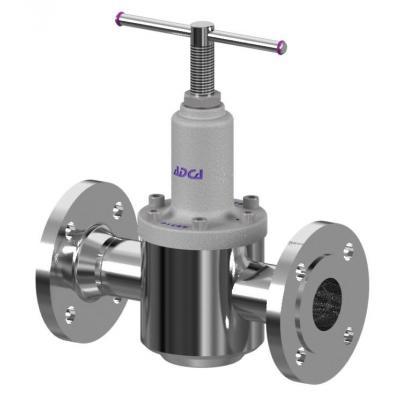 Valvula reductora de presion inoxdable DN40-50 PN63 PRV31SS