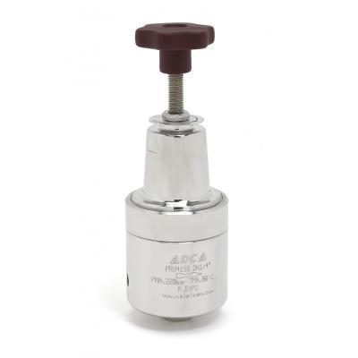 Valvula reductora de presion inoxidable DN10-15 PN320 PRV41SS