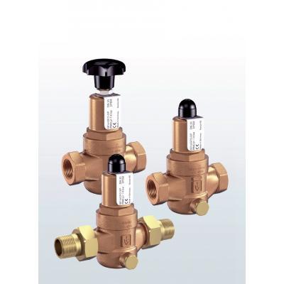 681 Válvulas reductoras de presión de bronce con conexiones roscadas