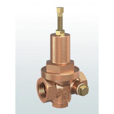 683 Válvulas reductoras de presión de bronce con conexiones roscadas