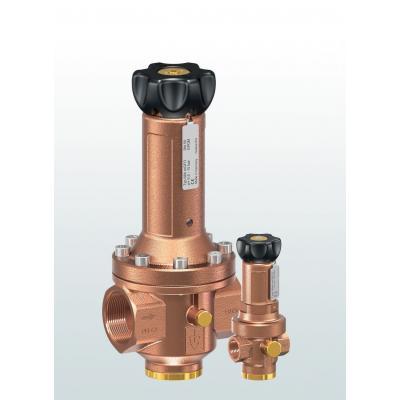 684 Válvulas reductoras de presión de bronce con conexiones roscadas