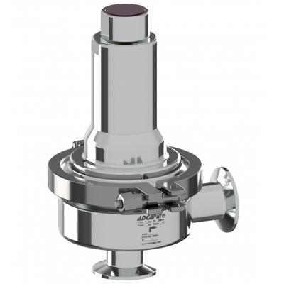 Válvula sanitaria reductora de presión DN20-50 ASME BPE DIN ISO P161