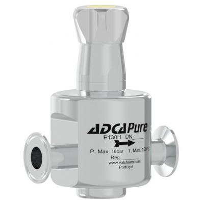 Válvula sanitaria reductora de presión DN25 ASME BPE DIN ISO P130H