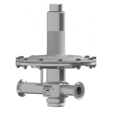Regulador de blanketing sanitario para tanques BKV2 (Regulador de venteo de baja presión)